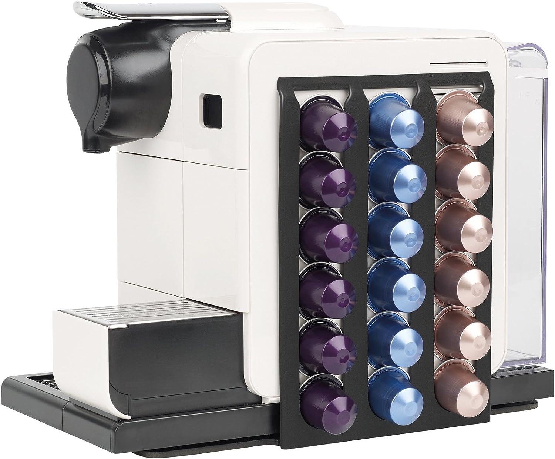 U-CAP, el portacápsulas/dispensador de cápsulas para Nespresso® LATTISSIMA TOUCH y PLUS: Amazon.es: Hogar