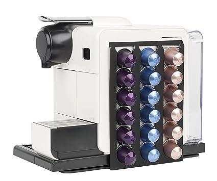 U-CAP, el portacápsulas/dispensador de cápsulas para Nespresso® LATTISSIMA Touch y