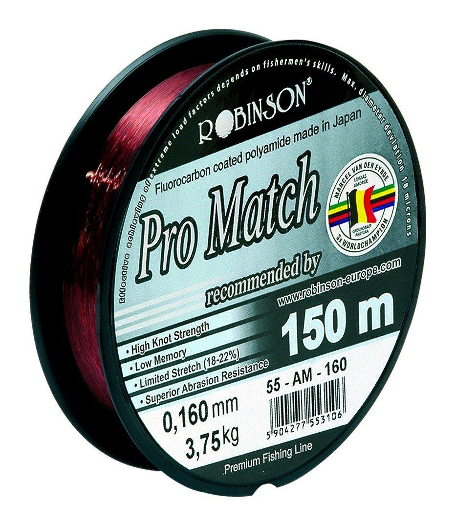 Robinson Pro Match 150m 0,160mm 3,75kg by Marcel van de Eynde
