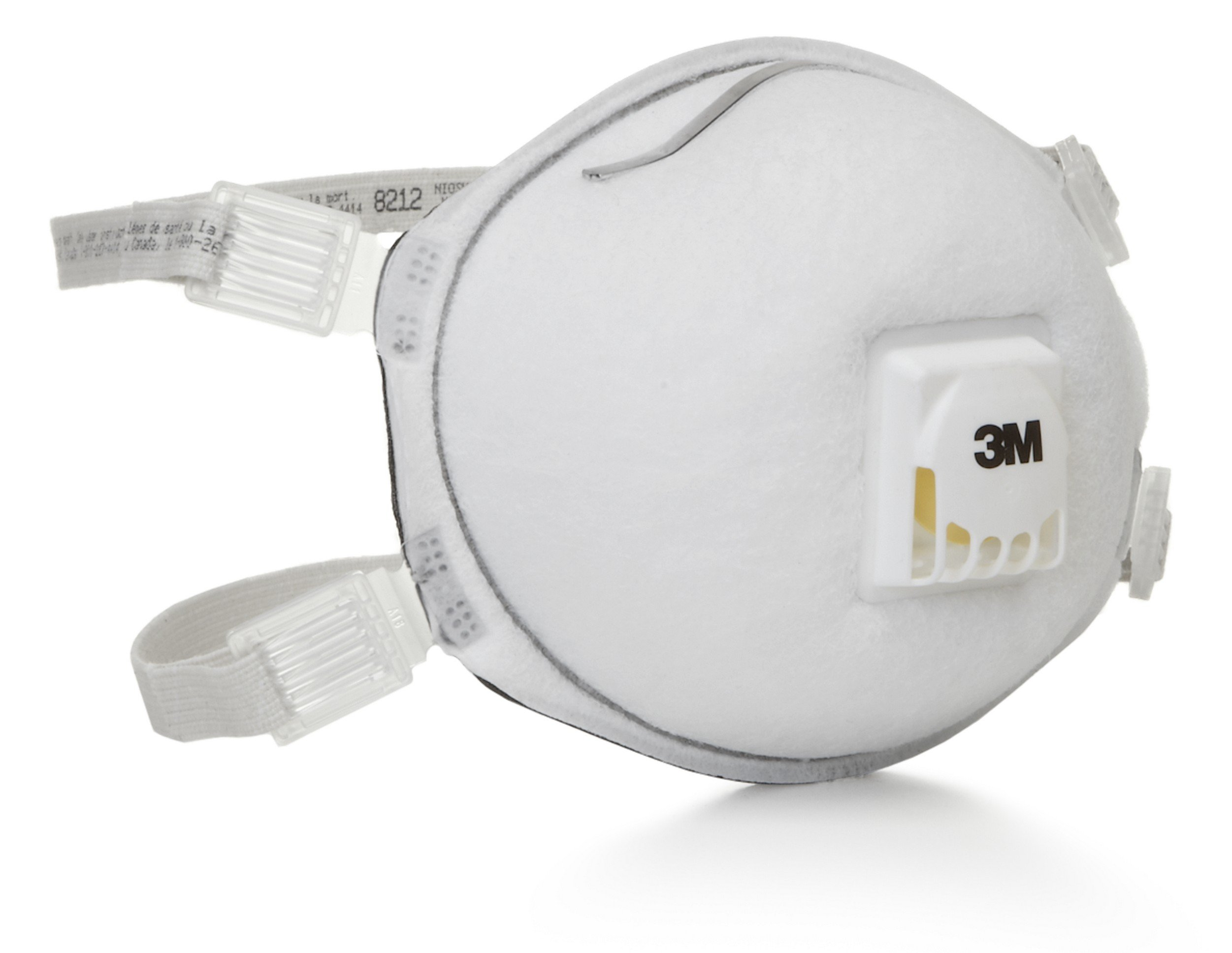 3M 54141 Particulate Welding Respirator 8212, N95, with Faceseal (Pack of 10) by 3M Personal Protective Equipment (Image #4)