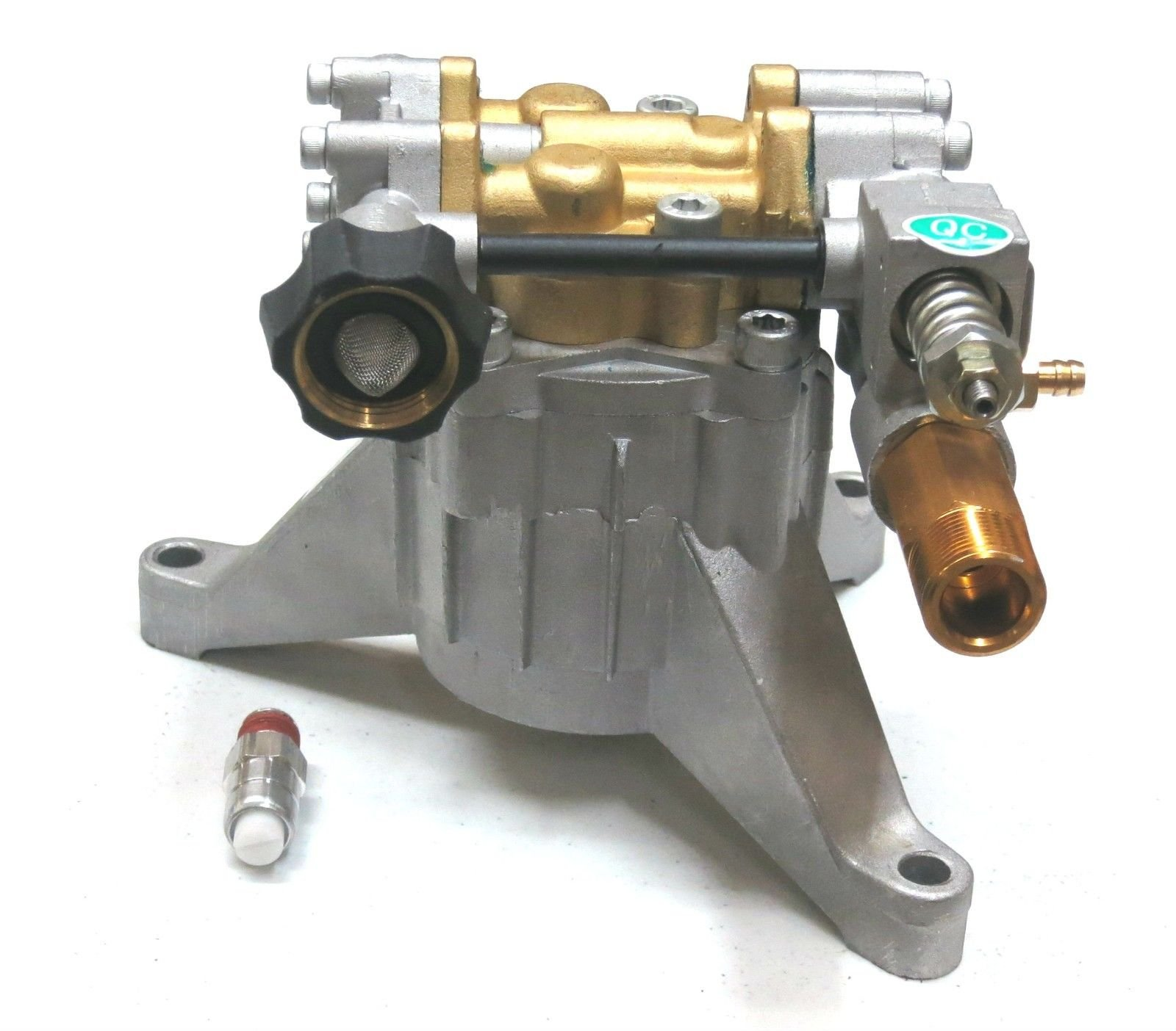 The ROP Shop 3100 PSI Upgraded Power Pressure Washer Water Pump Sears Craftsman 580.768350