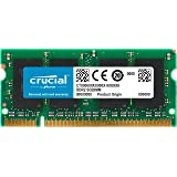 Crucial CT51264AC800 - Memoria RAM de 4GB DDR2 800MHz (PC2 6400) SODIMM 200-Pin