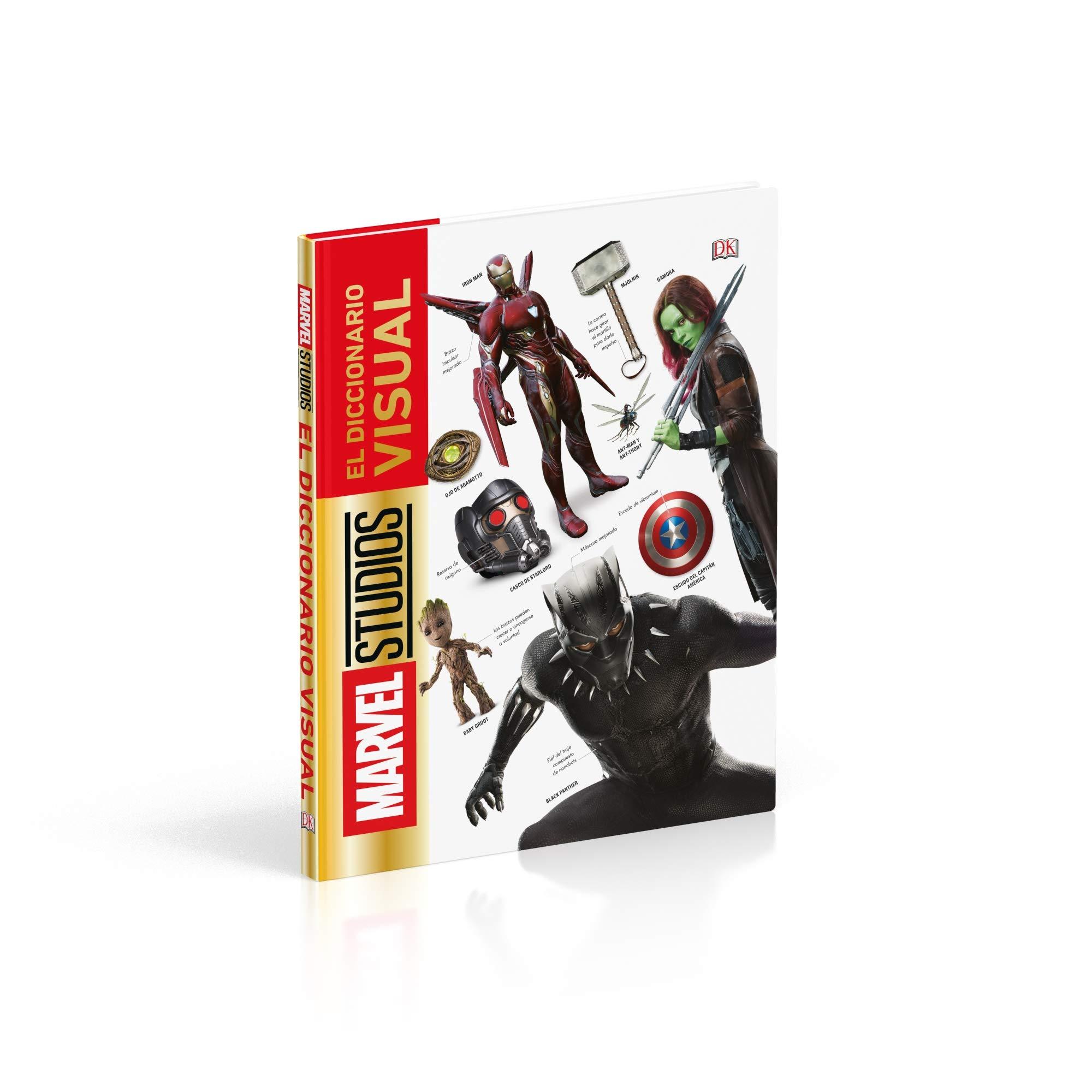 Marvel Studios. El diccionario visual (Spanish Edition ...