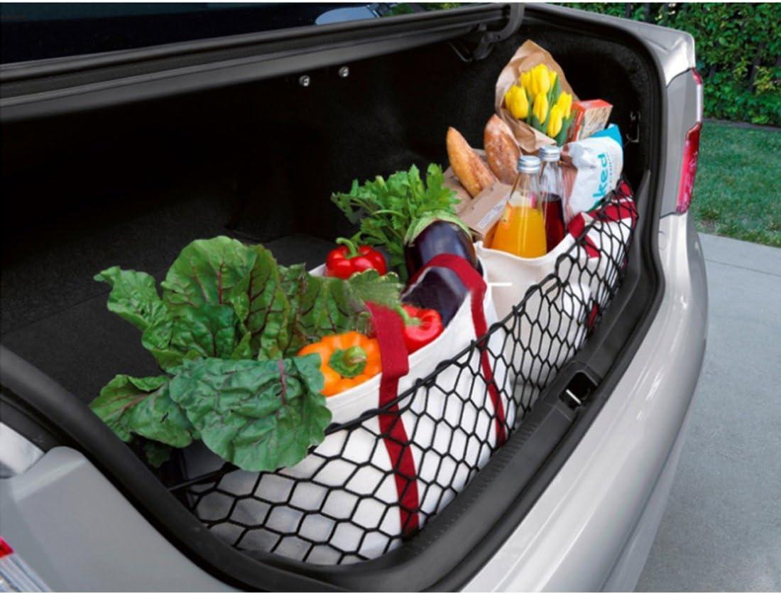 Kilofly 3PC /élastique arri/ère de voiture Trunk Cargo Filet de rangement en maille de organiseurs de poche