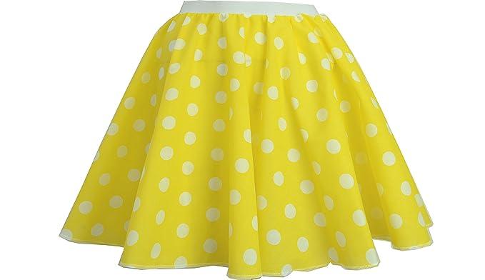 d886a50e9 Children's Polka Dot Skirt Rock n Roll 50's/ 60's Style: Amazon.co ...