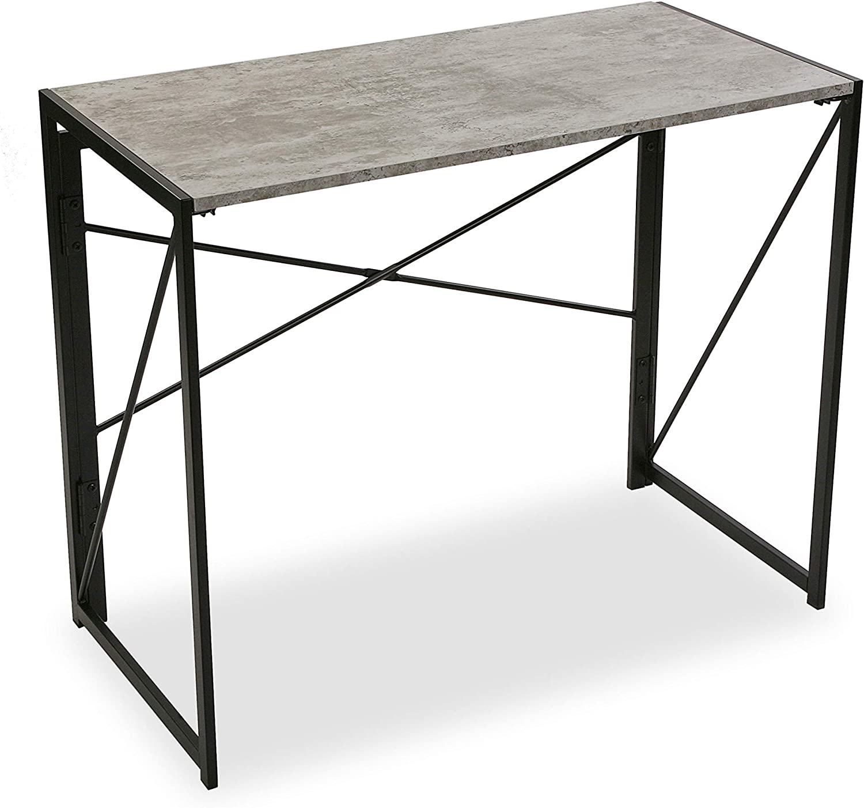 Versa Mesa Escritorio Ordenador despacho Plegable Jack 74 x 45 x 90 cm