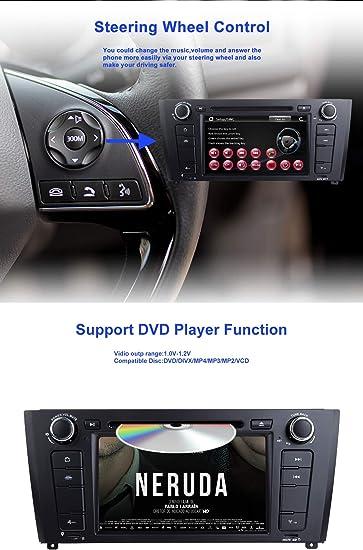 Zltoopai Car Stereo For Bmw E81 E82 E87 E88 1 Series 7 Elektronik