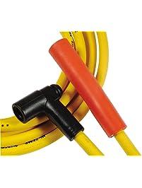 ACCEL 4071 8mm Super Stock Graphite Custom Wire Set - Yellow