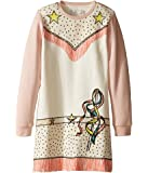 Stella McCartney Kids Girl's Savannah Cowgirl Knit Dress (Toddler/Little Kids/Big Kids)