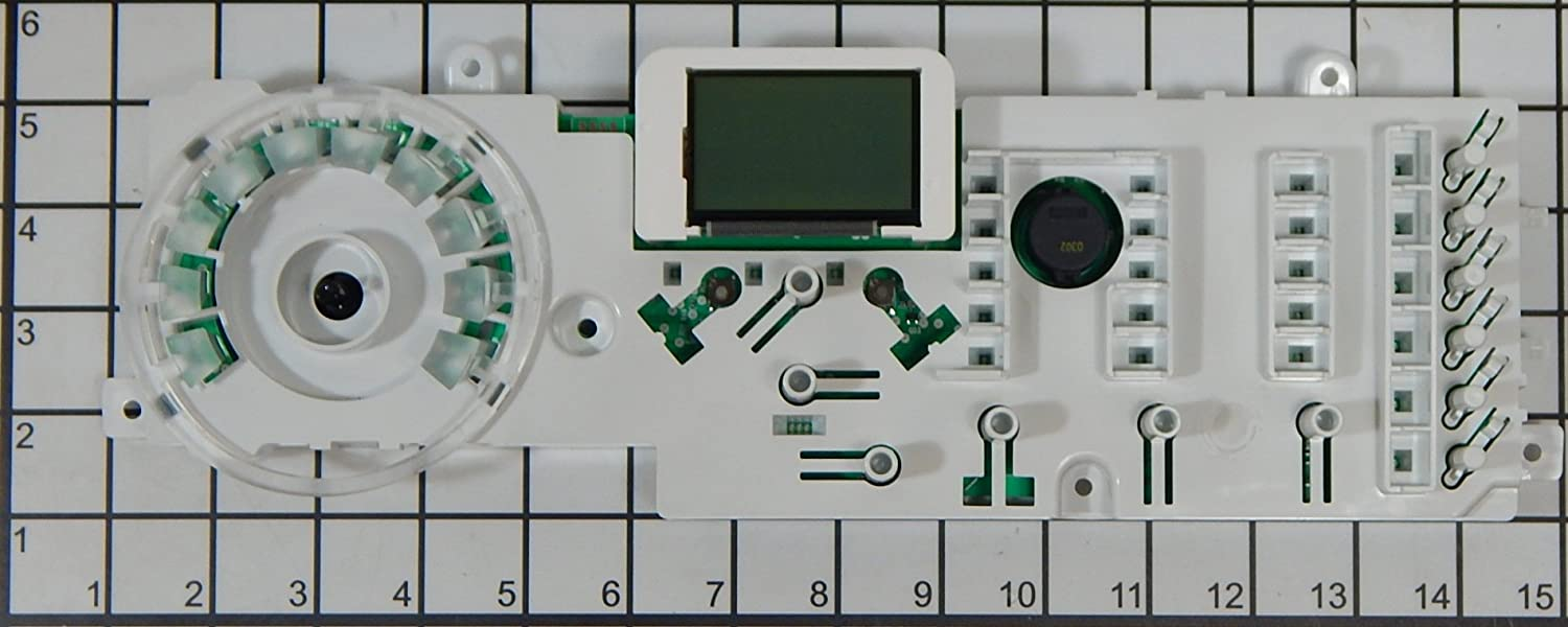 Frigidaire Frontload Washer 137260860 Control board