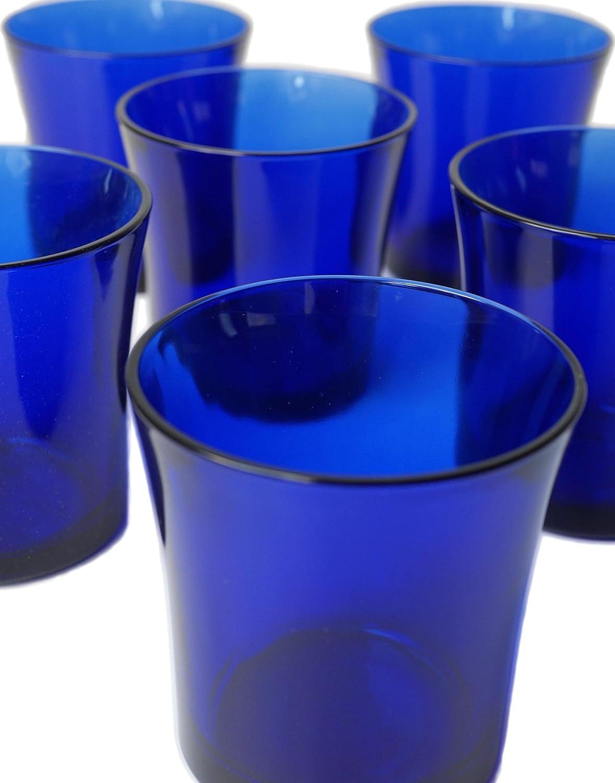 Duralex Tumblers Cobalt Blue