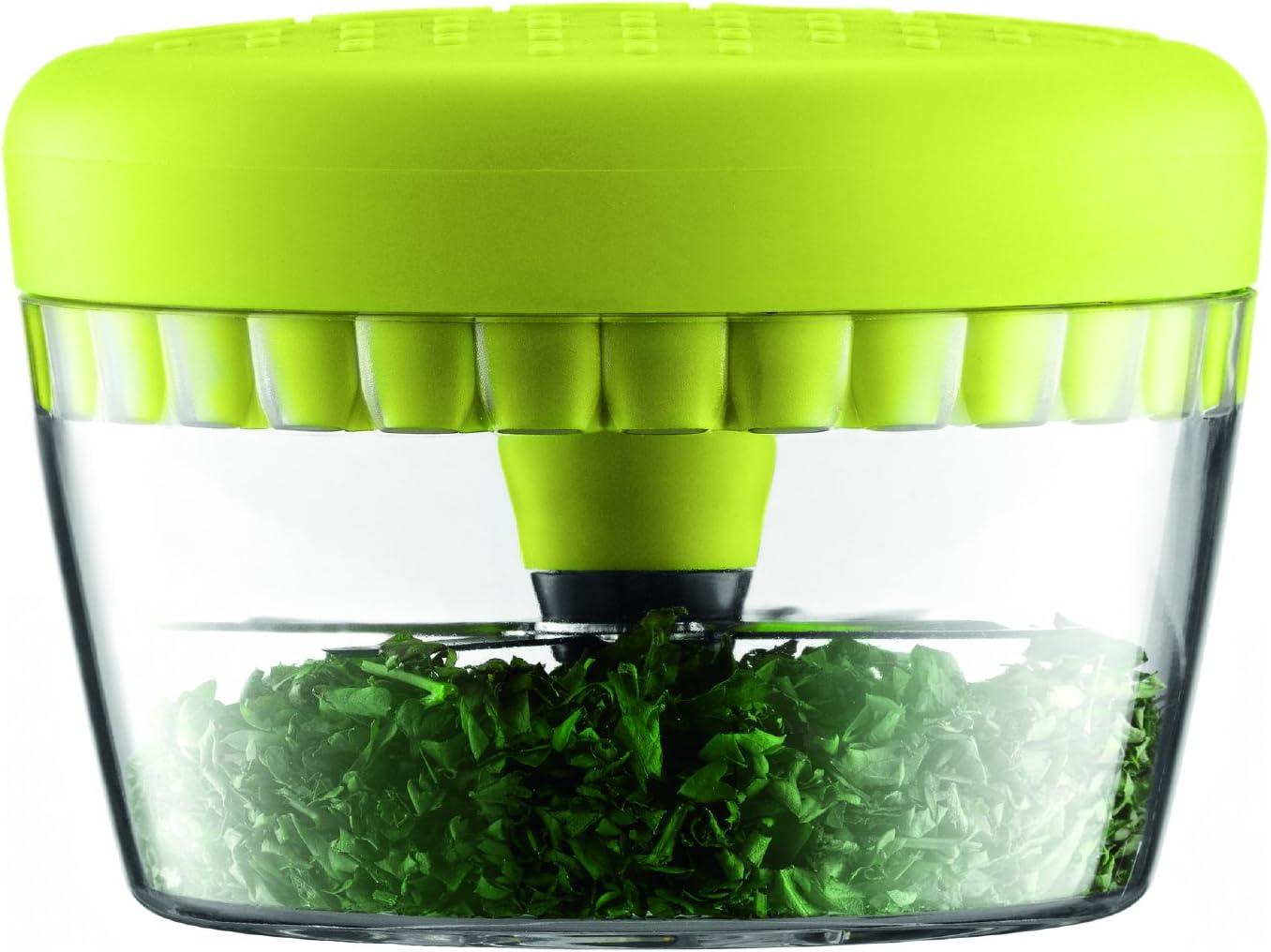 Bodum Bistro Herb Chopper, Green