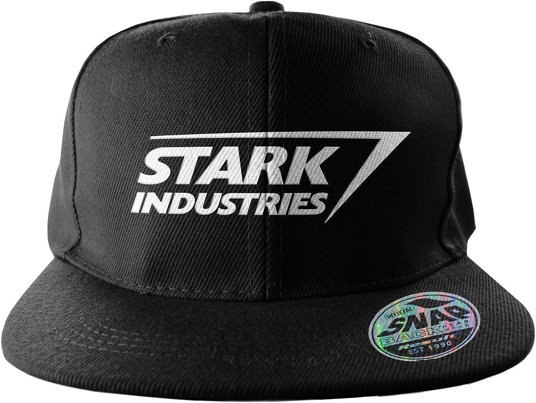 Logo Stark Industries Beanie brodé Cap