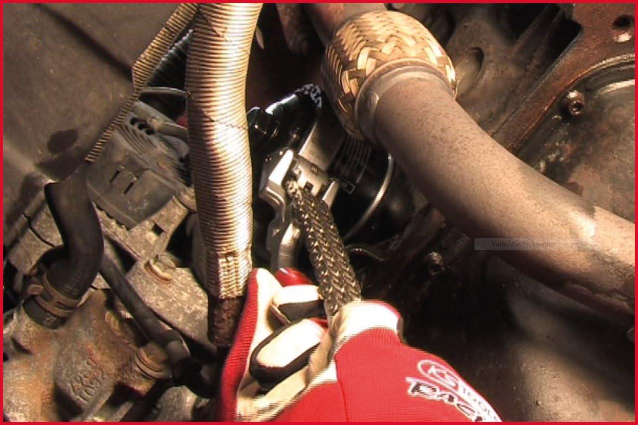 KS Tools 150.9375 Cl/é /à cha/îne pour Filtre /à huile jusqu/à 130 mm