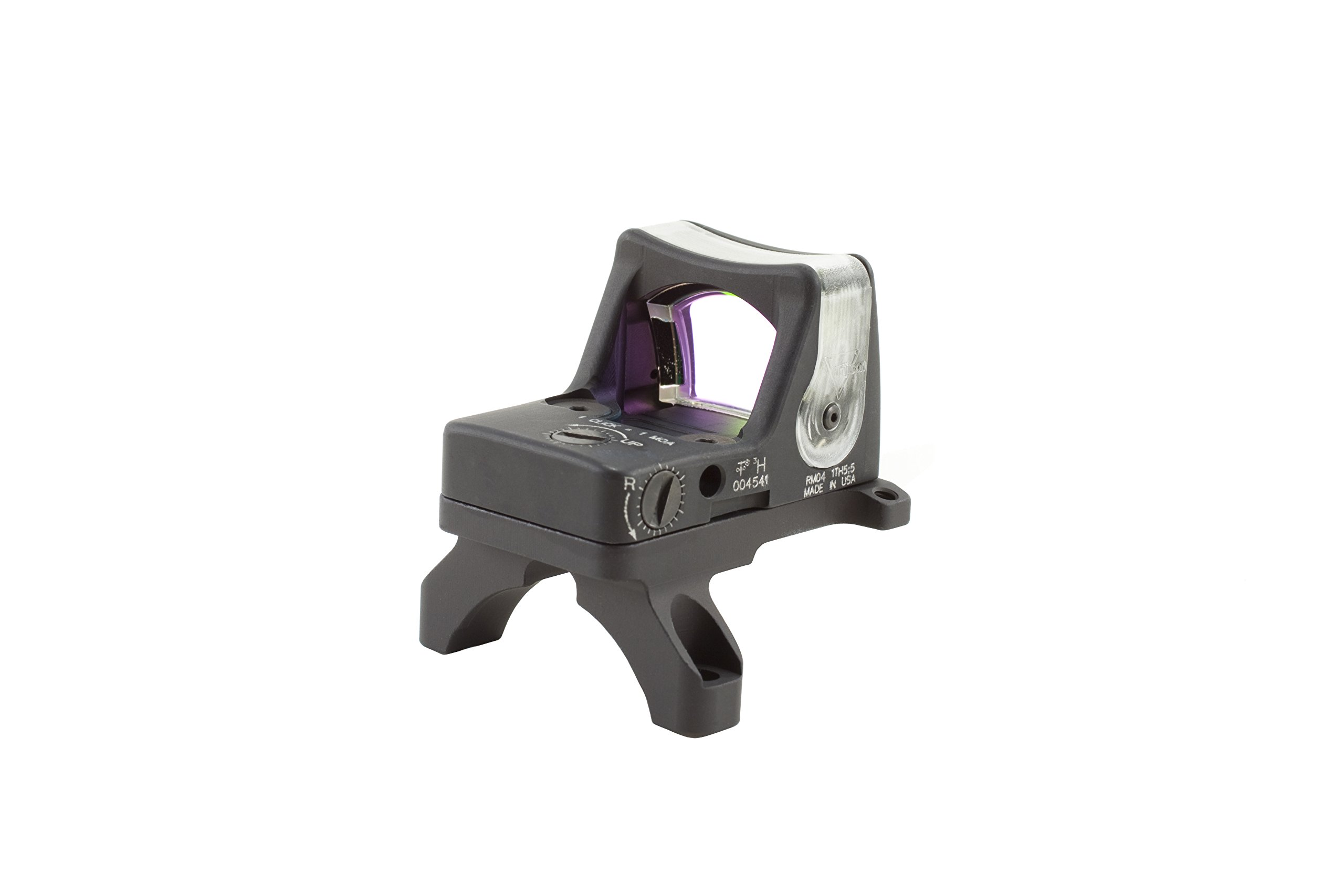 Trijicon RM04-35 RMR 7 MOA Dual-Illuminated Amber Dot Sight with RM35 Full Size ACOG Mount with Bosses by Trijicon (Image #2)