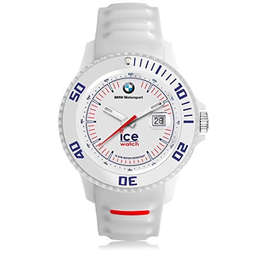 Ice-Watch - BMW Motorsport (sili) White - Men s (Unisex) wristwatch ... 8a25034359f4
