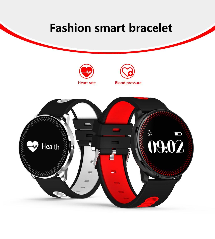 CF007 Bluetooth SmartBand para Fitness Inteligente Reloj de ...