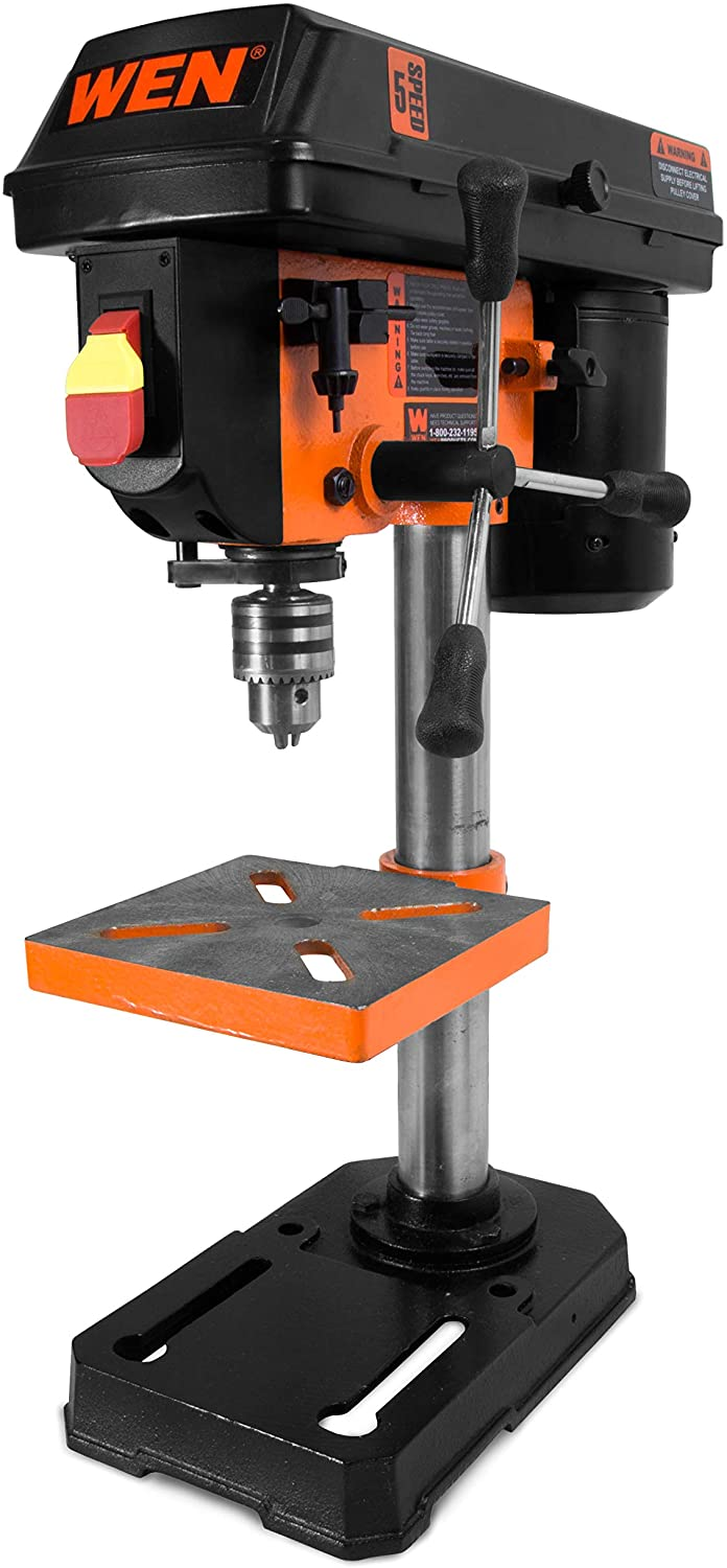 best woodworking drill press: WEN 4208 - your best choice