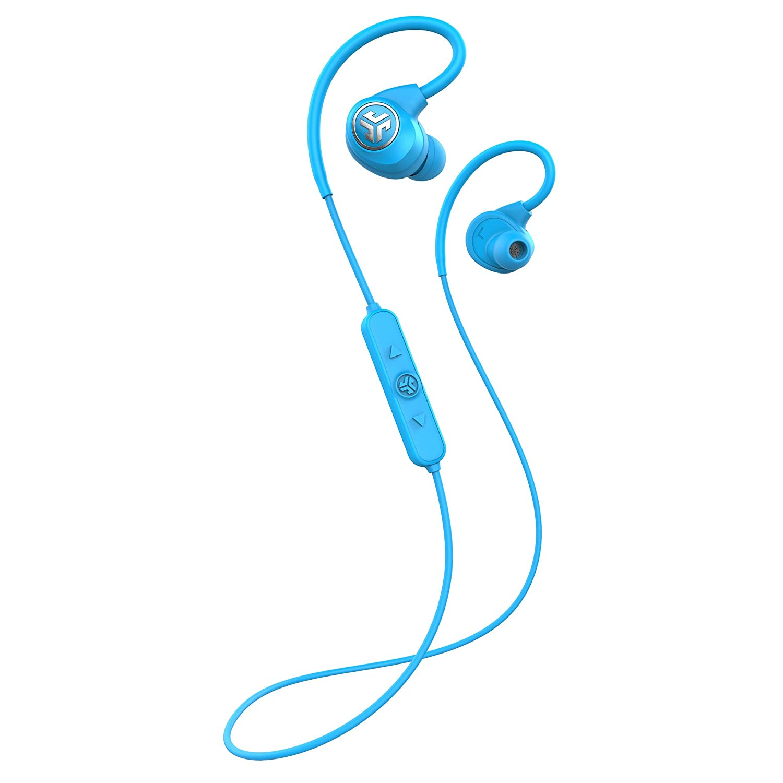 JLab Audio Epic Sport Wireless Intraaural Dentro de oído Blanco: Amazon.es: Electrónica
