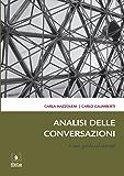 Analisi delle conversazioni: Linee guida ed esempi