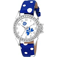 KRIFRA Analog Multi-Color Dial Women's and Girl's Watch
