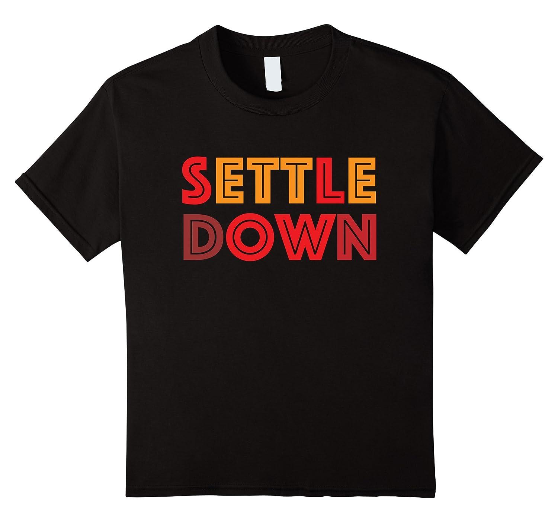 Settle Funny Shirt Women Teachers-Newstyleth