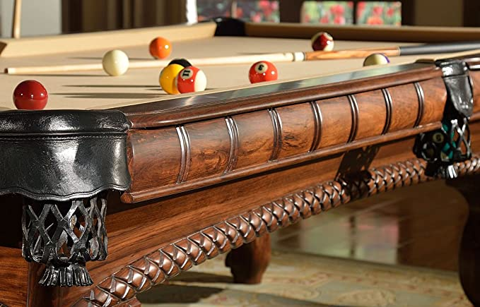Mesa de billar Arizona – 8 pies – Mesa de billar de lujo. Una ...