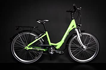 24 pulgadas aluminio – Bicicleta para niña City Bike Shimano Nexus ...