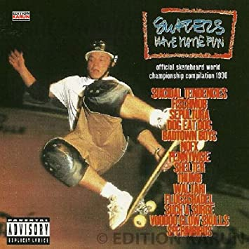 Bad Religion, Napalm Death, Skaters Have More Fun - Skaters Have More Fun, Vol. 2 - Amazon.com Music