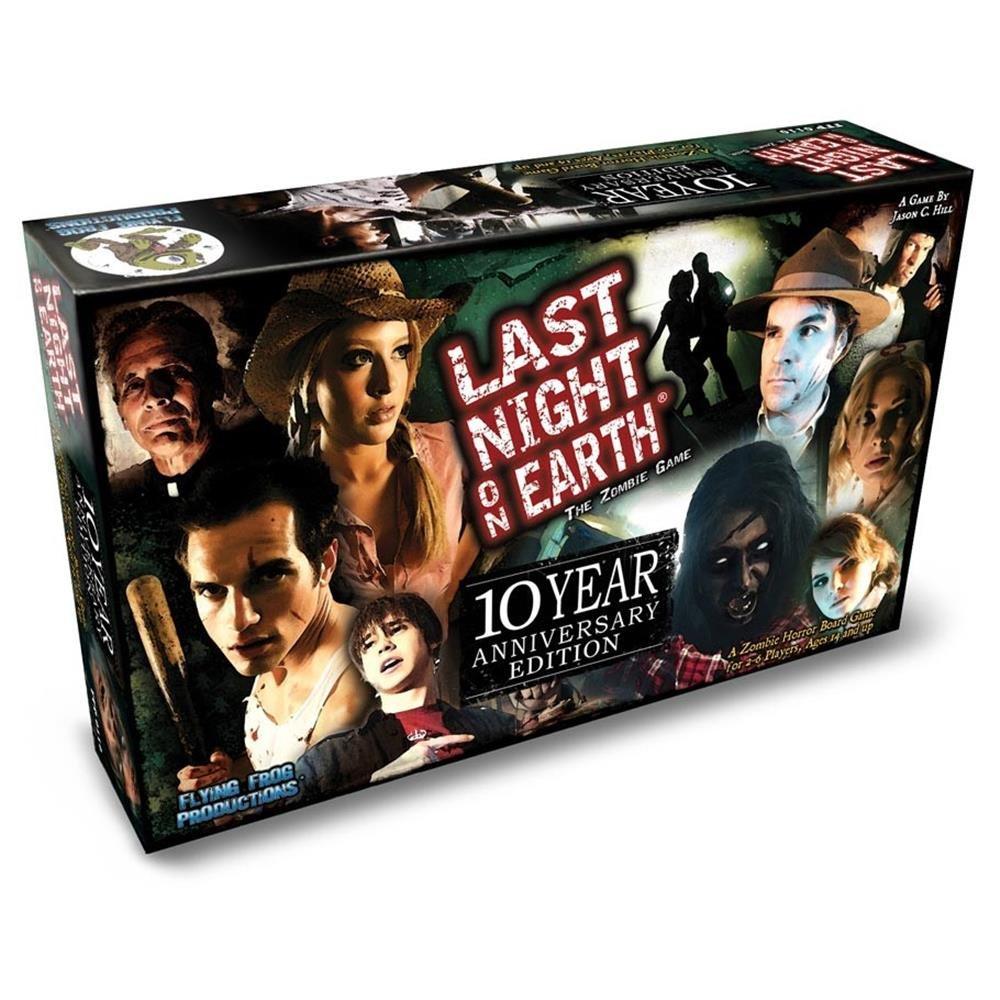 punto de venta en línea Last Last Last Night on Earth 10 Year Anniversary Edition  colores increíbles