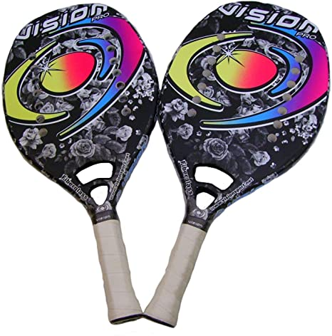 Vision - Par de Raquetas de Tenis de Playa: Amazon.es: Deportes y ...