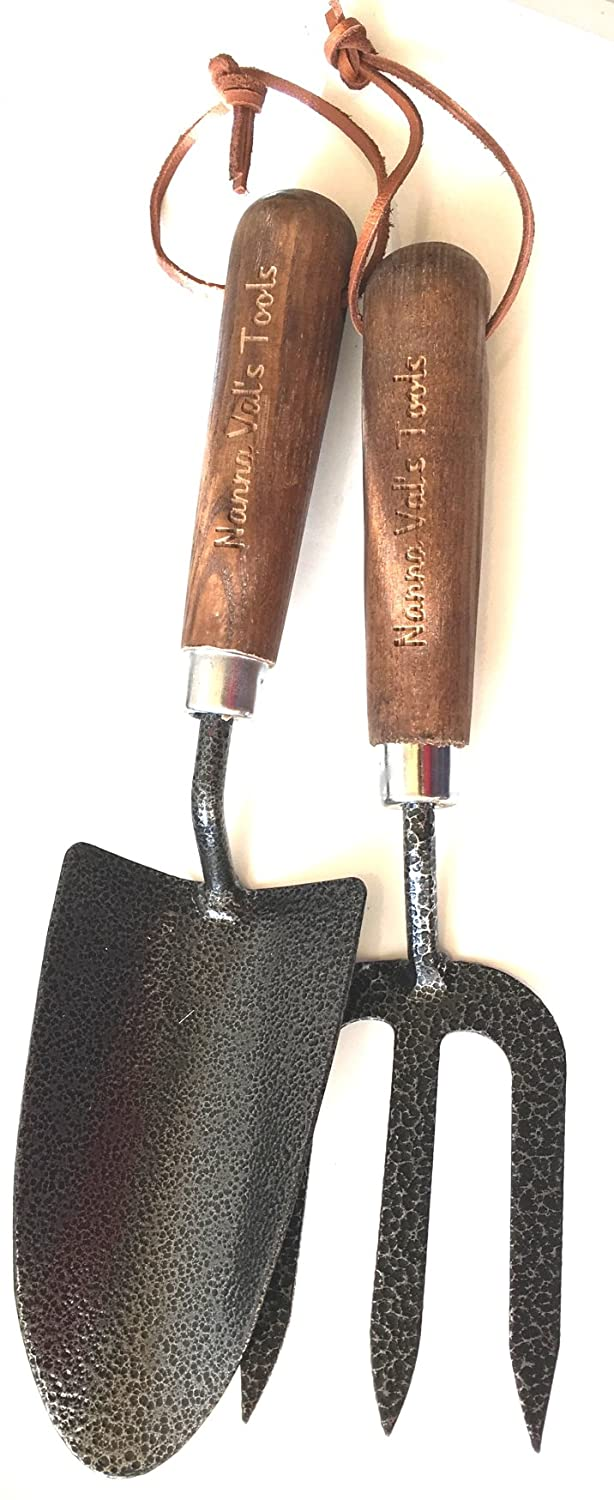 trophiesuk DRAPER 3-PIECE CARBON STEEL HEAVY-DUTY HAND FORK and TROWELS SET FREE ENGRAVING