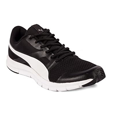 1b75228ee31189 Puma Flex Racer DP Running Sports Shoes for Men: Buy Online at Low ...