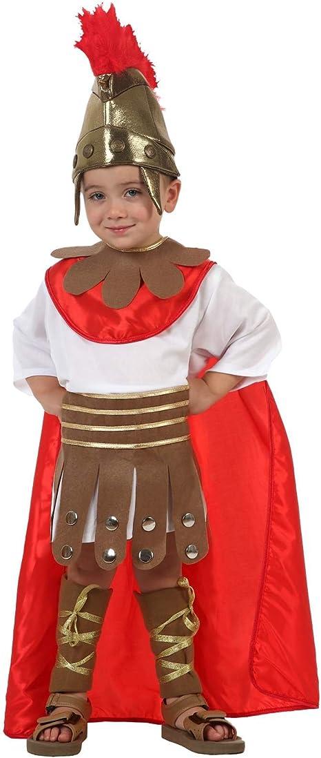 LIBROLANDIA - Disfraz de romano para bebé niño, talla 10-12 años ...