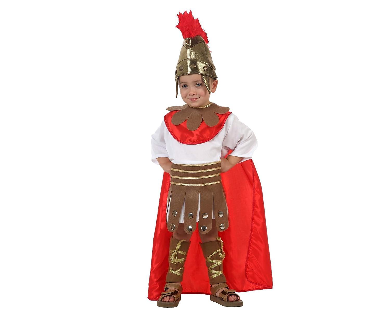 LIBROLANDIA - Disfraz de romano para bebé niño, talla 7-9 años (93890)