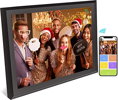 WiFi Digital Picture Frame Touch Screen10 inch