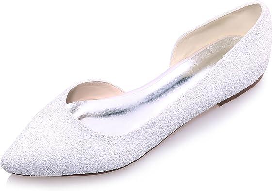 Creativesugar Women Flat Dress Shoes