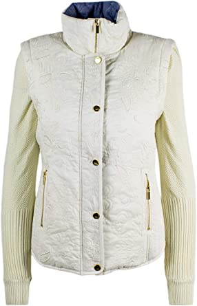 Desigual Veste sans Manches Femme Padded Tracy 19SWEW22 38