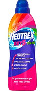 Neutrex Oxy Color Quitamanchas sin Lejía, 0.8L