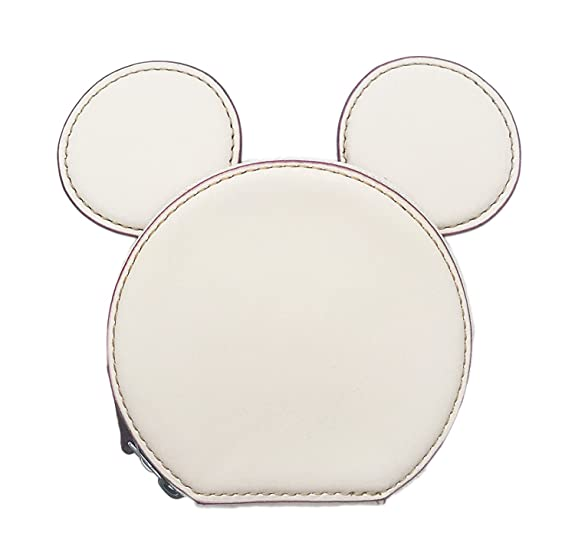 Amazon.com: Coach X Disney Coin Case Guante Piel de vacuno ...