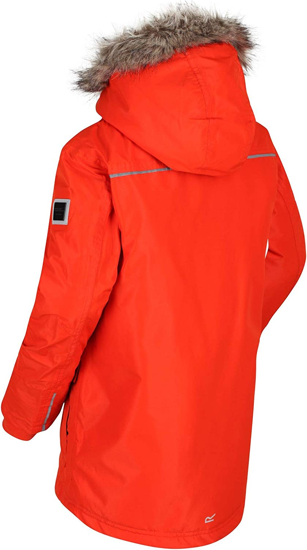 Regatta Kids Proktor Parka Waterproof Insulated Jacket