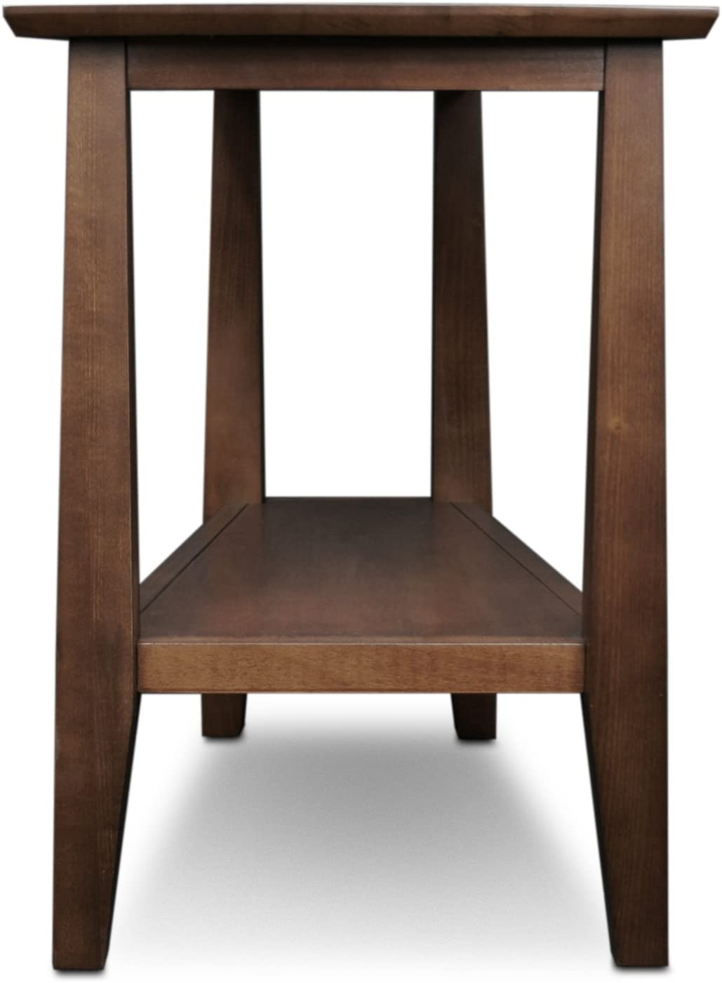 Leick Delton Recliner Wedge End Table