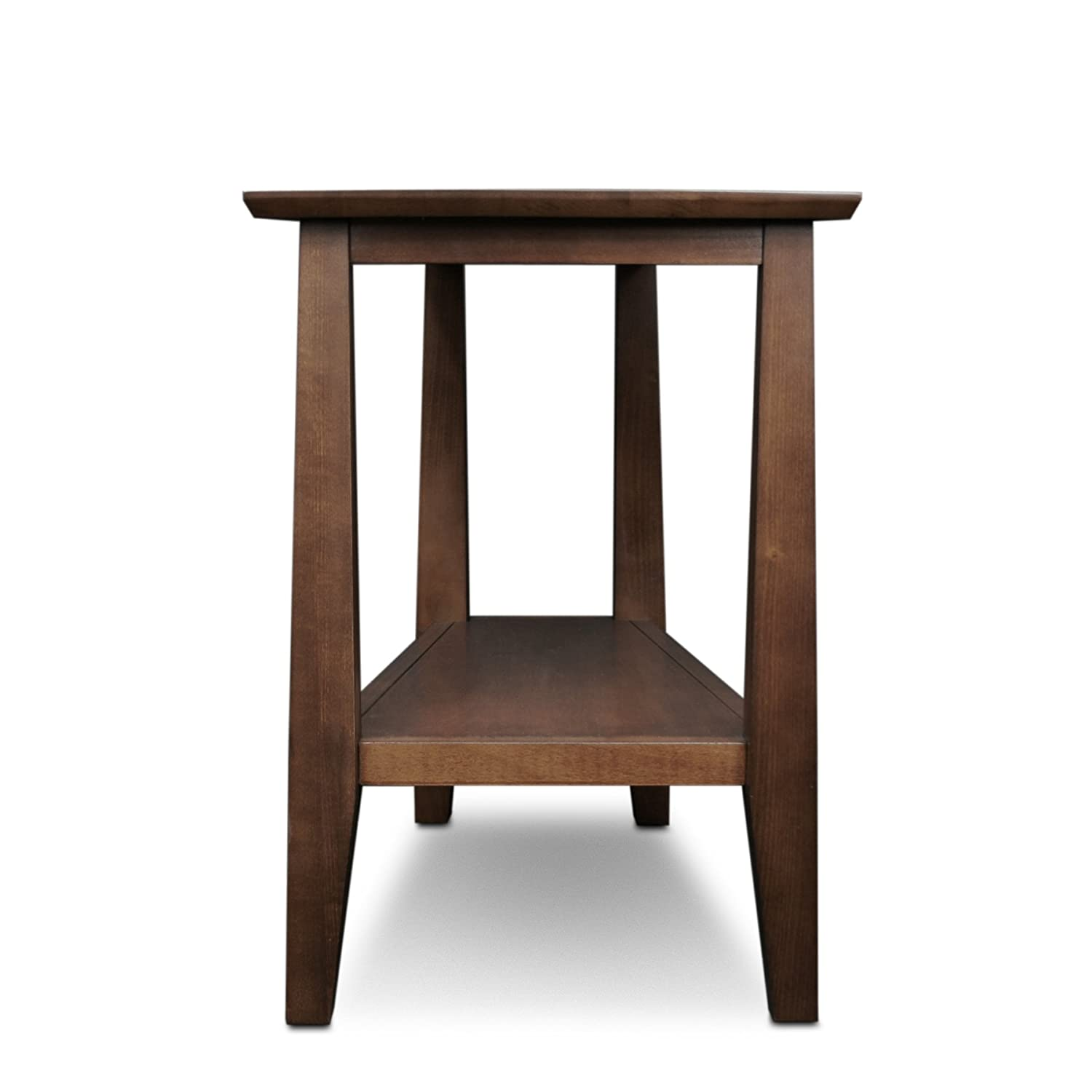 Amazon Leick Delton Recliner Wedge End Table Kitchen & Dining