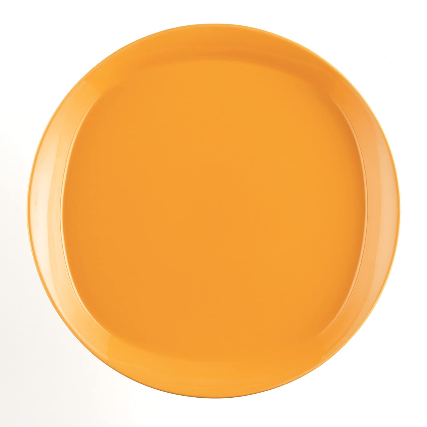 Amazon.com | Rachael Ray Dinnerware Round and Square 16-Piece Dinnerware Set Yellow Yellow Plate Set Dinnerware Sets  sc 1 st  Amazon.com & Amazon.com | Rachael Ray Dinnerware Round and Square 16-Piece ...