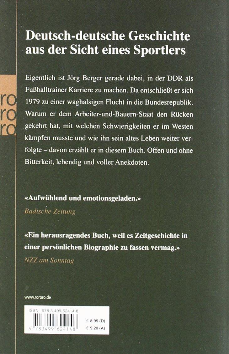 Meine zwei Halbzeiten: Ein Leben in Ost und West (German Edition)