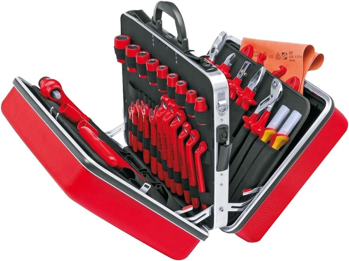 B0015M1F5Q Knipex Insulated Tool Set, 48 pc, Multi-colour 71I8EztLvFL.SL1247_