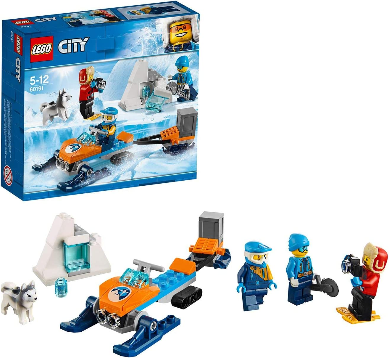 DSICO - 60191 LEGO City Arctic Expedition Arctic Exploration Team