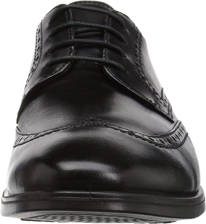 14-14.5 US Black ECCO Men/'s Melbourne Wingtip Tie Oxford 48 M EU