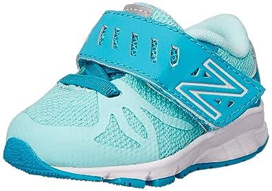 New Balance Vazee Rush I Running Shoe (Infant/Toddler), Sea Glass/