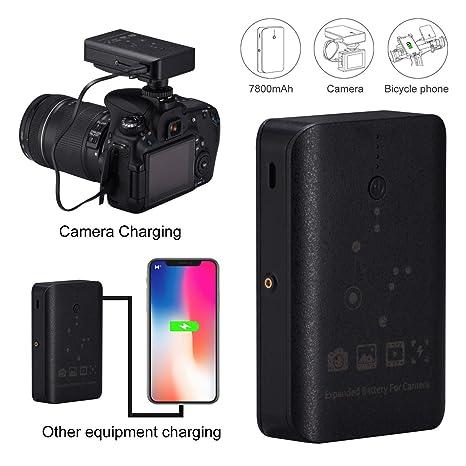 Cargador de batería portátil para cámara GoPro, cámaras ...
